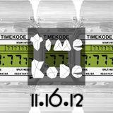 TIMEKODE 7 year anniversary