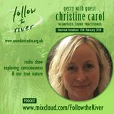 Interview with Christine Carol - Therapeutic Sound Practitioner