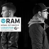 Loadstar - 60 Minutes for 1Xtra - September 2014