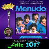 Programa Grandes Vocais 21/01/2017 - Menudo