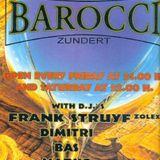 DJ Frank Struyf @ Barocci, Zundert 1995