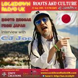 Rots Reggae from JahPan with CJ Joe