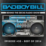 Behind The Decks Radio Show - Episode 35 (Best Of 2014)