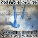 NO.29 DARREN ENNIS MEGACITYONE