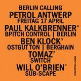 2009-04-17 - Paul Kalkbrenner @ Berlin Calling, Petrol, Antwerp