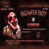 Halloween Party - Lista S @ Reitor Bar Coimbra - 31/10/2016
