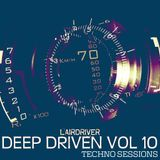 DEEP TECHNO MIX - DESIGNATED DRIVER 10 (END OF THE ROAD)