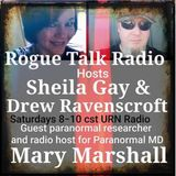 Rogue Talk Radio presents Mary Marshall!!