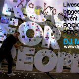 A multi-genre festival ROCK FOR PEOPLE is one of the biggest music events in the Czech Republic. DJ.