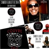 Couvre Feu Radio Show ft DJ KEN X GATO DA BATO x SAÏK x BRIDJAHTING (Episode 13 Saison 1)