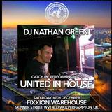 Dj Nathan Green - M1 Upfront House Mix November 2016