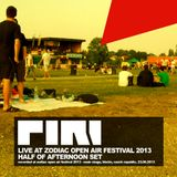 DJ Piri - Live At Zodiac OAF 2013 (2013-06-23) (Half Of Afternoon Set)