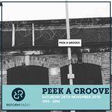 Peek A Groove 26th November 2016