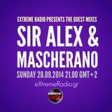 Sir Alex & Mascherano = EXtreme Radio GuestMix 28.09