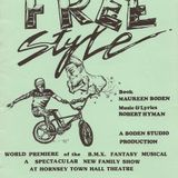 Freestyle Original London Cast Soundtrack 1