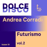 Waiting for DOLCE DISCO - Andrea Coradi