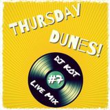 Dunes Thursday №7 - dj KoT - Vinyl Live Mix!