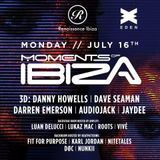 Døc Live from Eden at The Renaissance Opening Party of Moments of Ibiza's