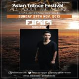 FIRR - Asian Trance Festival 4th Edition 29th November