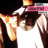 Crewstacé podcast #18 by Azaryx