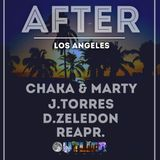 the After with Reapr , D. Zeledon, J. Torres , and Chaka & Marty.