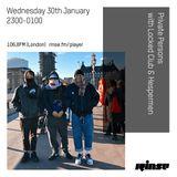 Private Persons @ Rinse FM w/ Locked Club & Hespermen - 30th January 2019