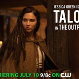 Jessica Green The Outpost Interview