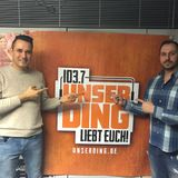 "DJ Higheffect Live bei Unser Ding ""In The Mix"""