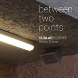 between two points. February 2019 radio show by Richard Chartier (for Dublab)