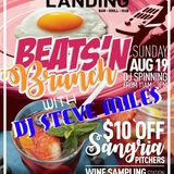 DJ STEVE MILES - Beats N Brunch @JacksonsLanding
