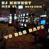 YO! D&B RAPS / DJ Khybot mix 41
