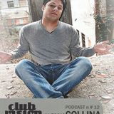 Club Vision#12 Podcast - Alessio Collina (Trend Records/Be As One/Inmotion)