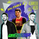 DAFISTERZ - CABRIO #020 (GUEST MIX BY SOCIEVOLE)