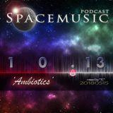 Spacemusic 10.13 Ambiotics