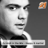 DJ Andi in the Mix - Happy 8 Martie
