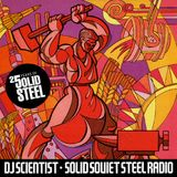 Solid Steel Radio Show 15/3/2013 Part 3 + 4 - DJ Scientist