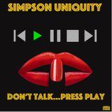 "IN THE STUDIO with PAUL SIMPSON on CRIB RADIO ""UNIQUITY EDITION"" [Mixshow 1]"