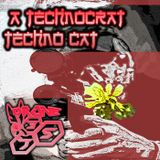 Drone375 (in the mix) - A Technocrat Techno Cat ( Tech DJ set )