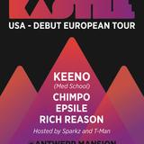 Keeno - HIT&RUN Promo Mix