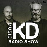 Kaiserdisco - KD Music Radio Show 059 (Live at Rambla, Guatemala) - 04-Apr-2018