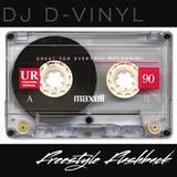 DJ D-Vinyl - Freestyle Flashback