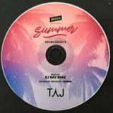CD - TAJ SUMMER 2018 - Mixed by Nav Braz @ Squidum Music Studio