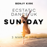 Ecstatic Dance UK - SUN•DAY Mar 3