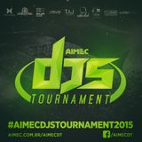 Chris Grinsix - AIMEC DJs Tournament 2015 @AIMEC Curitiba