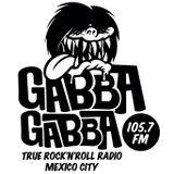 #GABBAGABBA - 23 Octubre 2017