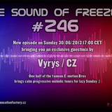 Joe Cormack presents The Sound Of Freezer #246 w/ Michal Vyrys guestmix