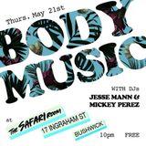 Body Music On Safari