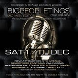 BIG PEOPLES TINGS MIC MAN EDITION 17TH DECEMBER 2016 FT D-MAC BROWNIE ROCKERS & HOLLYWOOD