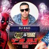 DJ EGO- 4TH OF JULY TAKEOVER | 98.7 THE BEAT (NORTH CAROLINA)(CLEAN)