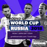 World Cup Round-Up - Last 16. Mario Georgiou on with DJ Funksy